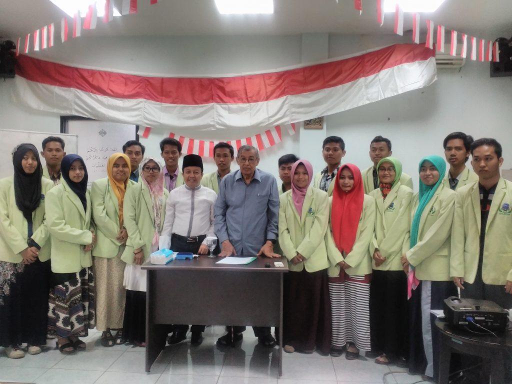 PPL Prodi IAT Di PSQ Jakarta